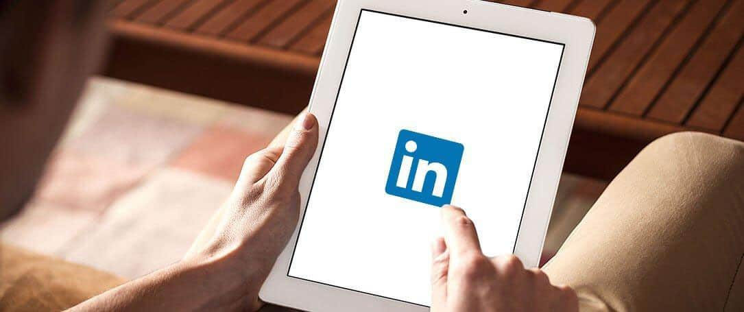 Advertising on LinkedIn and its types