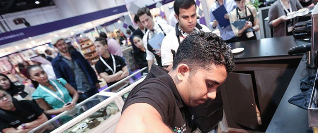 Online Marketing in Dubai for The Speciality Food Festival