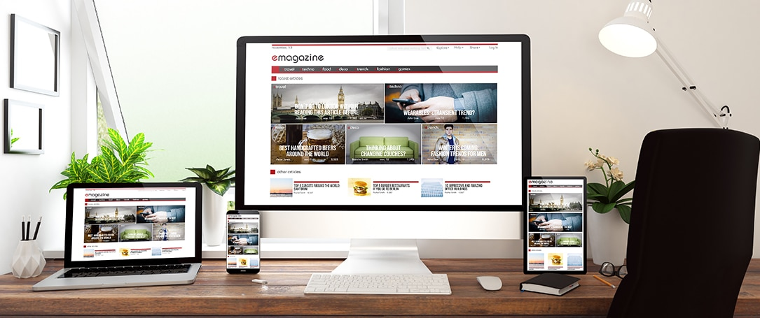 Responsive Web Design Company in Dubai, UAE