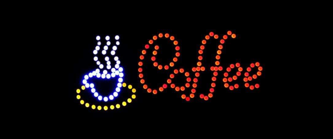 Front LED Signage