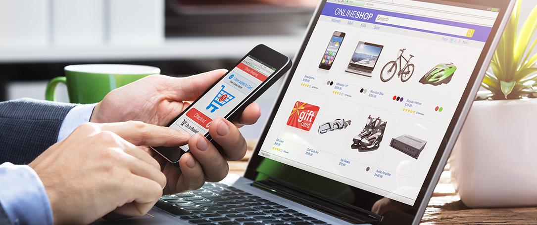 E-commerce Websites Development