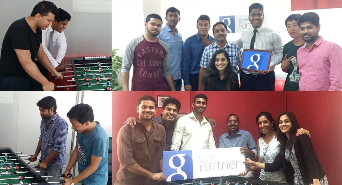 Look, what Google gifted to Team Red Berries!