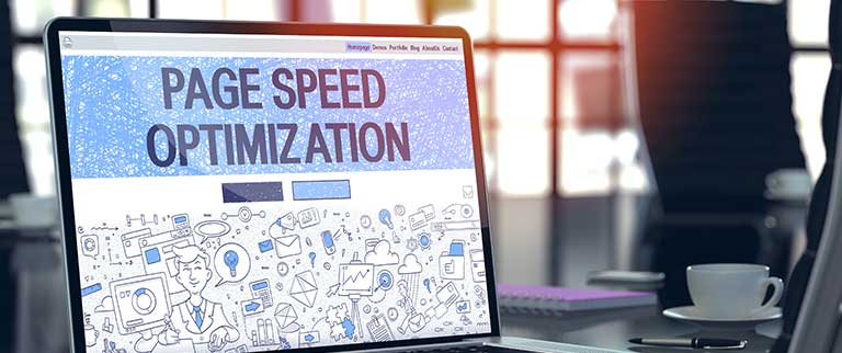 Optimizing Load Speed of A WordPress Website